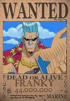 One piece - Franky