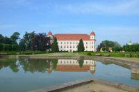 Zámek Holešov 1574 - Česká Republika