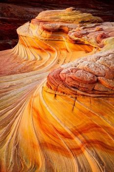 Vermillion Cliffs Nat'l Monument, Arizona..