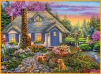 Puppy Cabin