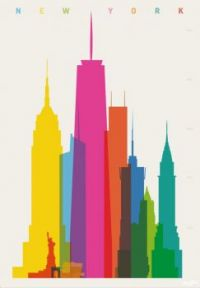 Shapes of Cities: New York