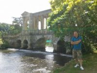 Me at Wilton House Grounds..