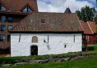 Old Norwegian Building