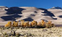 ~Great Sand Dunes National Park and Preserve in Colorado~