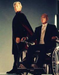 Xmen: The grand old gentlemen, vintage style