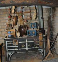 oude keuken.