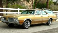1970 Oldsmobile Vista Cruiser