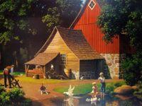 Barn Memories