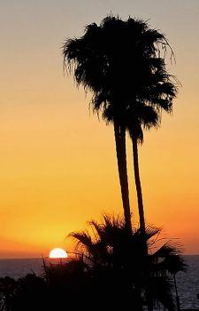 Sunset Cliffs Sunset 6/10/21