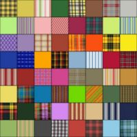 Potpourri--Plaids and Solids