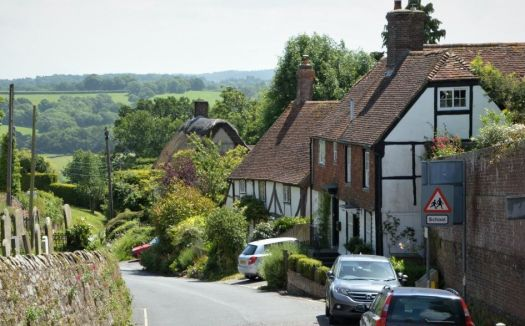 Burwash, East Sussex