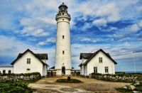 Lighthouse-in-Hirtshals-Denmark