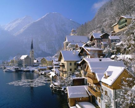 Hallstatt-in-winter-hallstatt-austria