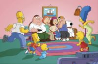 the-simpsons-family-guy