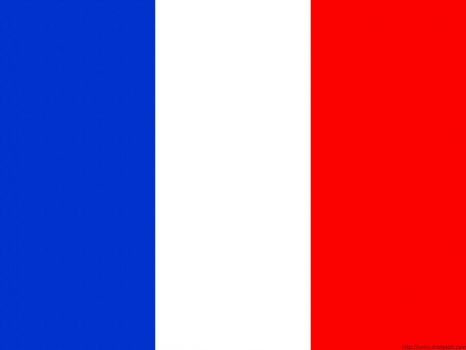 French flag!! For Vero!!