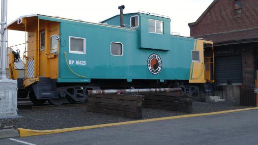 Ritzville Caboose
