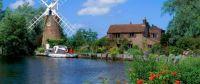 Windmill - Hunsett Mill Norfolk England