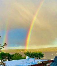 Hudson River Rainbow
