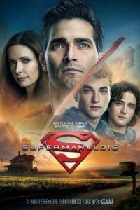 Superman & Lois tv show poster