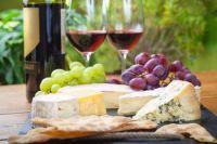 Themes:  Wine & Cheese