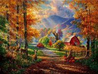 Fall Memories-Abraham Hunter Art 3