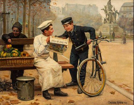 """Paul Chocarne-Moreau, """"Le Petit Journal"""""""