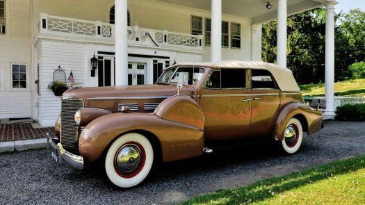 1938 Cadillac Series 65 Convertible