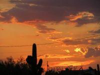 AZ September Sunset