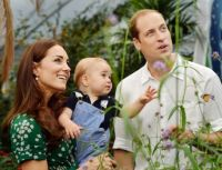 Family Time with Prince George