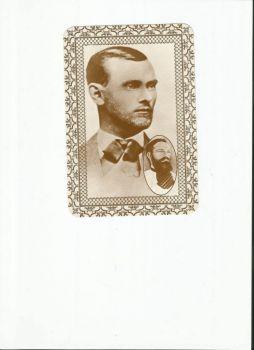 JESSE JAMES 1847-1882
