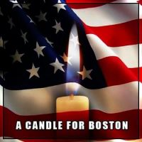Candle for Boston