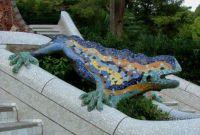 Gaudi Art in Barcelona