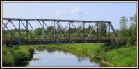 Markerville Bridge