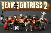 Team Fortress Brick by Brick