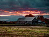 Fall Sunrise