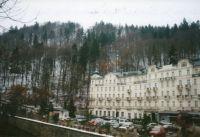 Karlovy Vary, Czech Republic.