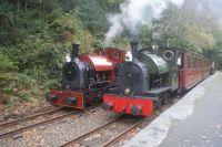 Corris Railway No. 7 and Talyllyn Railway No. 4 Edward Thomas