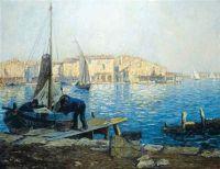 1903_Francis Picabia_Le retour de la pêche   Martigues