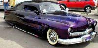 1950 Mercury  Lead Sled!  Bandit...