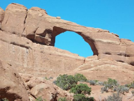 Delicate Arch @ Arches NP