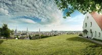 leuven panorama, belgium