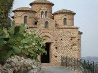 Italy, Calabria, Stilo : La Cattolica
