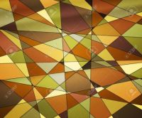 16924658-Orange-Stained-Glass-Texture-Stock-Photo-abstract