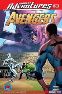 Avengers kids book