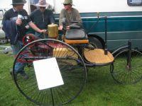 1886 Benz replica Rangiora Show 25 March 06 030