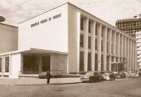 Paraná Public Library Building, 50's