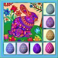 More Kaleido Easter Eggs
