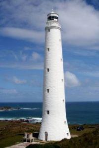 A taller lighthouse