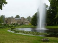 Forde Abbey bei Thorncombe, UK