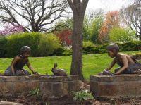 Lovely Bronze Figures